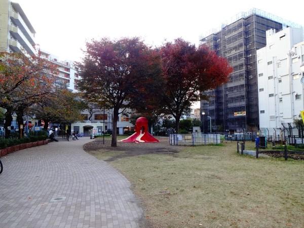 恵比寿東公園