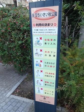 景丘小さな秋公園