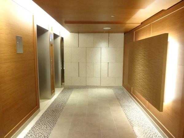 ブランズ渋谷常盤松のエレベーター