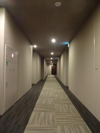 ブランズ渋谷常盤松の廊下