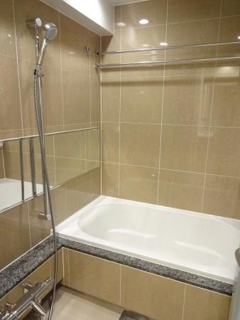 ブランズ渋谷常盤松204号室のお風呂