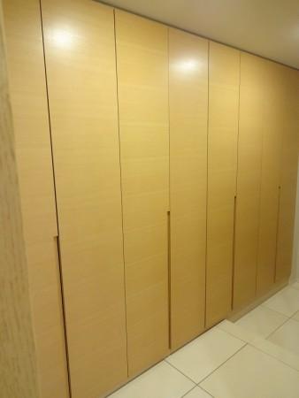ブランズ渋谷常盤松201号室のクローゼット