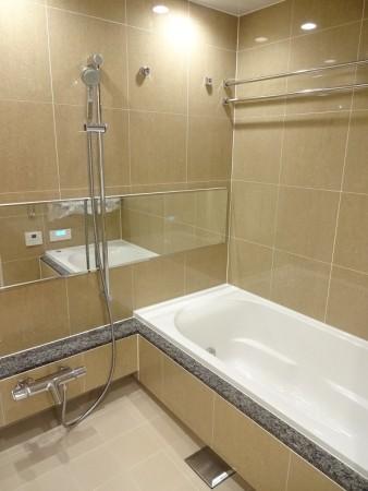 ブランズ渋谷常盤松201号室風呂