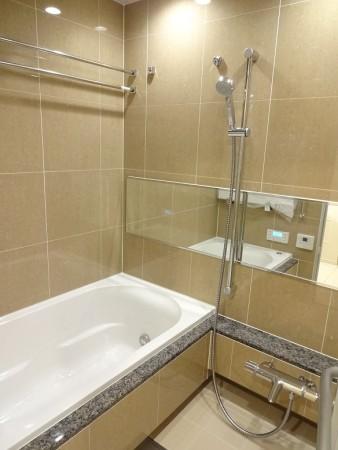 ブランズ渋谷常盤松606号室の風呂