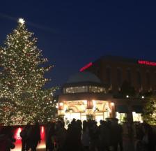 恵比寿ガーデンプレイスでクリスマス