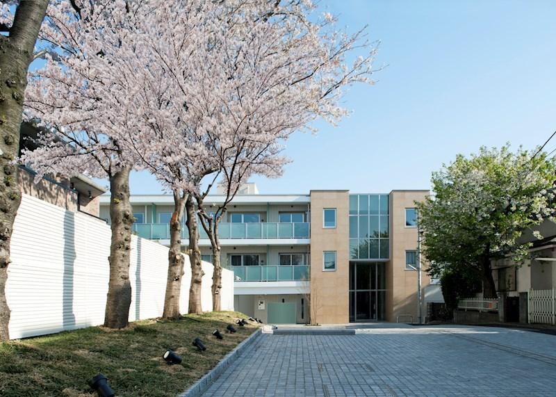 ディアナコート八雲桜樹の画像