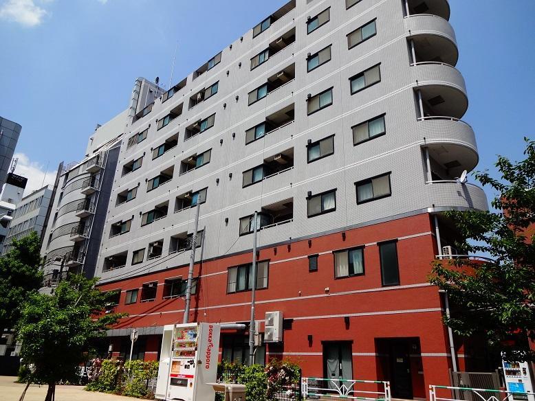 ライツェント広尾502号室の部屋画像