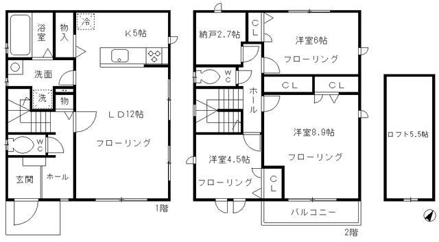 三田2丁目邸の画像