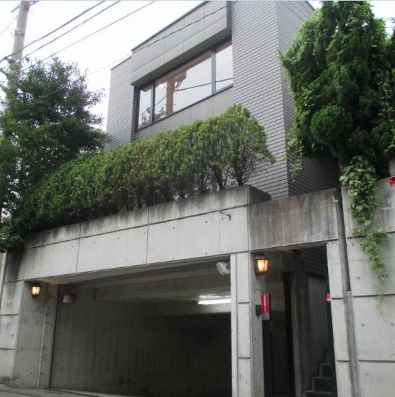 中目黒の家の画像