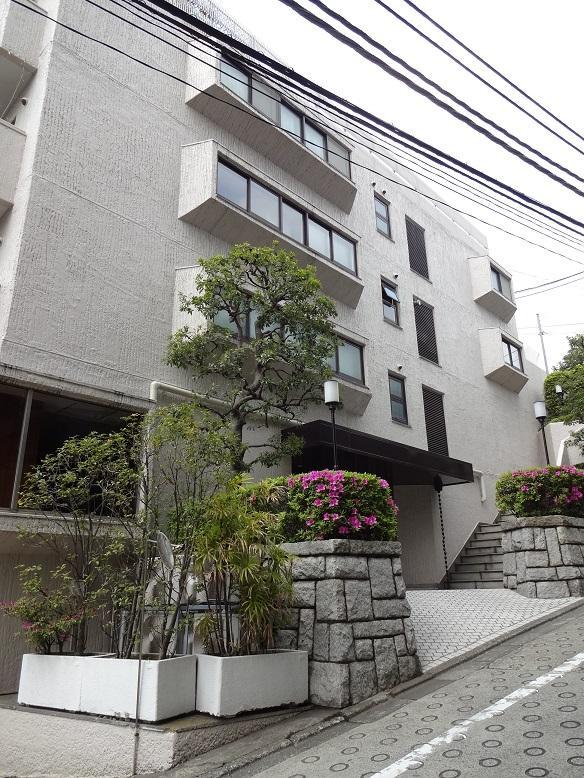 目黒三田パークマンションの画像