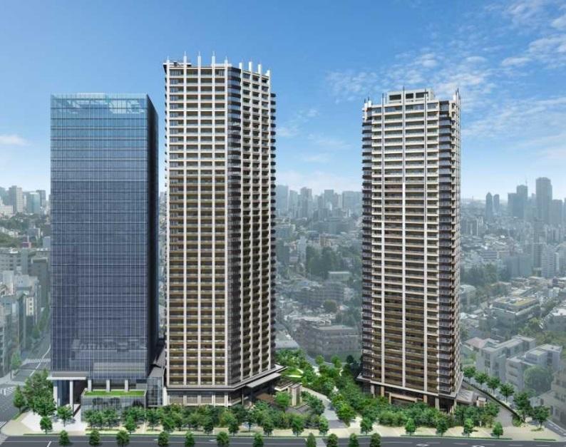ブリリアタワーズ目黒<Brillia Towers 目黒>N714号室の部屋画像