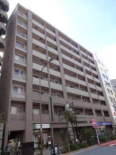 パークフラッツ渋谷代官山804号室の部屋画像