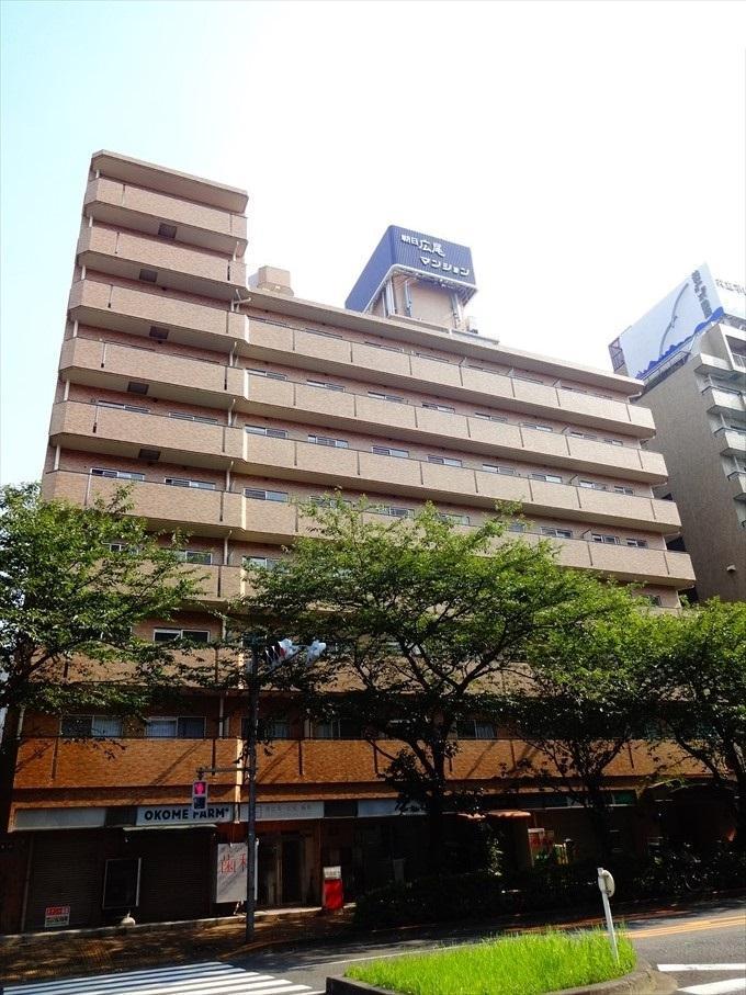 朝日広尾マンション314号室の部屋画像