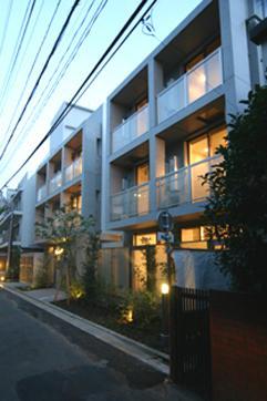 プライムアーバン目黒三田 (旧サニーヒル目黒三田)116号室の部屋画像