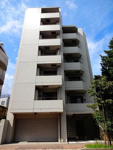 ITOX三田502号室の部屋画像