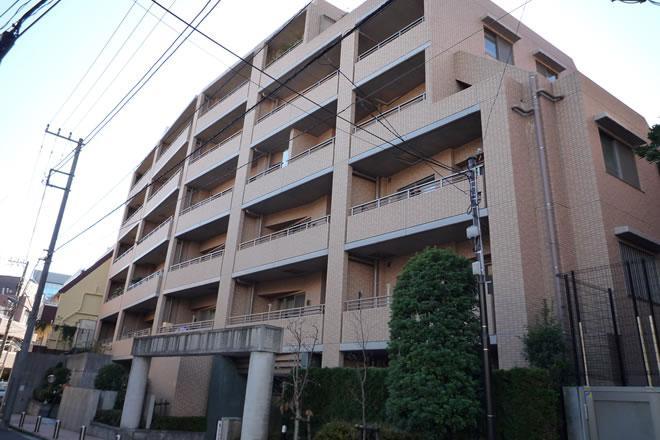 クレッセント目黒花房山200号室の部屋画像